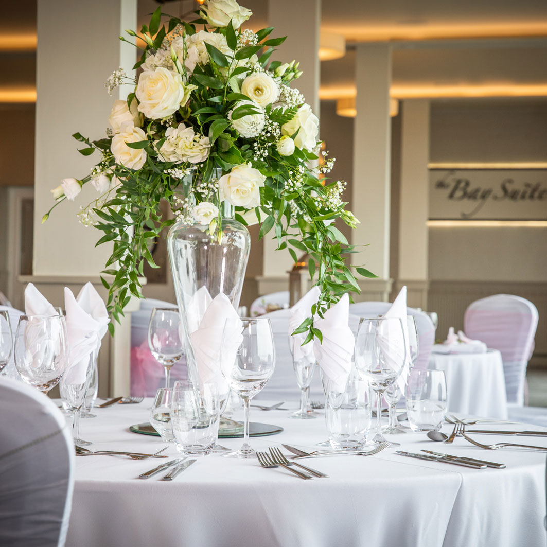 Pier House Wedding Reception
