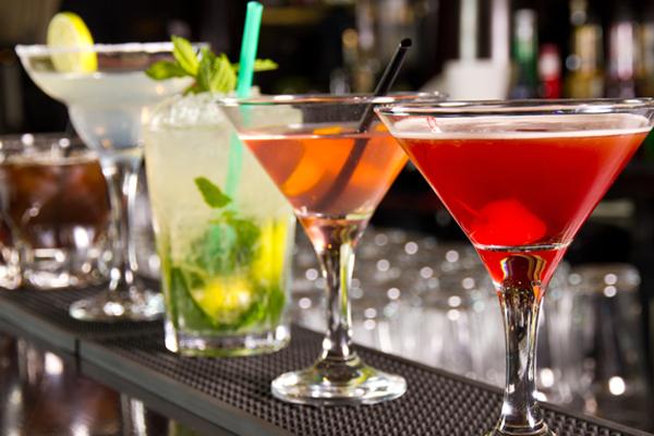 PIer House Cocktails