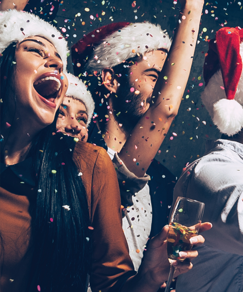 Christmas Parties at The Pier House